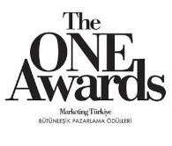 The One Awards Pazarlama Ödülleri