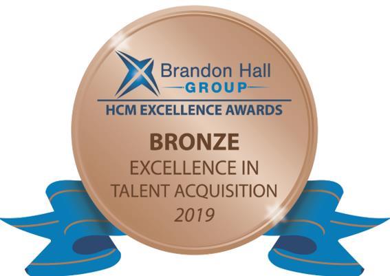 Brandon Hall İnsan Kaynakları Mükemmelliyeti Ödülleri